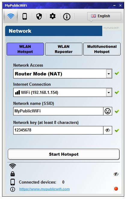 Mypublicwifi Virtual Access Point